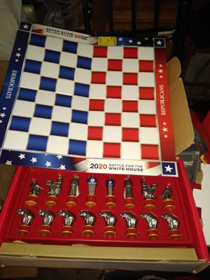 Battle for the white house board game for Sale in San Diego, CA