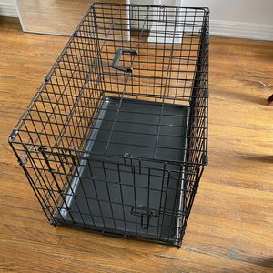 Grreat Choice Wire Dog Crate Kennel (Medium) for Sale in Los Angeles, CA
