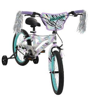 Huffy 18-inch Unleash Girls' Bike for Kids, Purple for Sale in Grand Prairie, TX