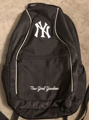 New York Yankees Backpack for Sale in Hacienda Heights, CA
