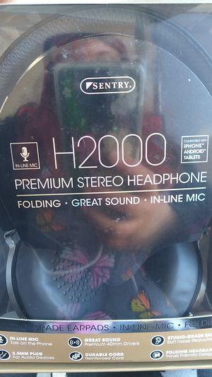 Sentry pro audio headphones for Sale in Fresno, CA