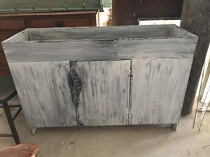 Seaside Shabby Chic Dry Sink for Sale in NJ, US