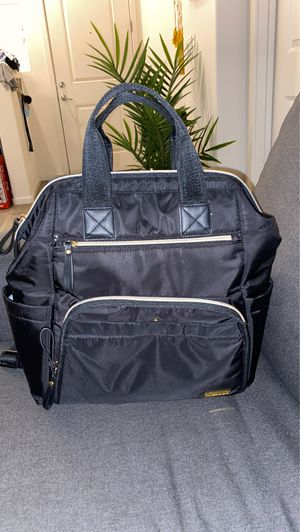 Skip Hop diaper bag black for Sale in Goodyear, AZ