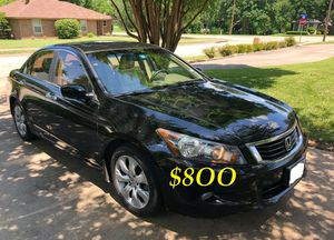 💝💝$8OO For Sale is my 2OO9 Honda Accord Clean tittle! Comfortable fully loaded.💝🔑 for Sale in Chattanooga, TN