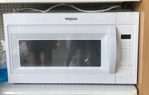 Whirlpool Microwave for Sale in Hacienda Heights, CA