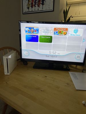 Nintendo Wii, complete set. for Sale in New Haven, CT