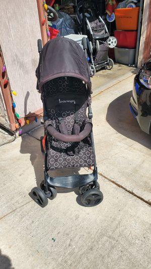 Double stroller kinderwagon for Sale in Las Vegas, NV
