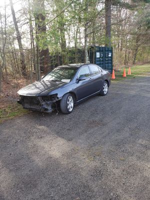 04 Acura TSX OEM hood ,fenders and head lights and a bunch of part for Sale in Rehoboth, MA