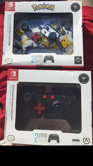 Nintendo switch controllers for Sale in St. Louis, MO