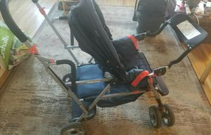Sit and stand double stroller for Sale in Washington, DC