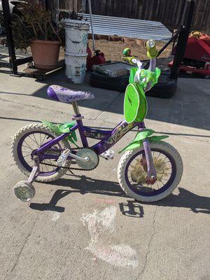 Tinkerbell bike for Sale in San Jose, CA