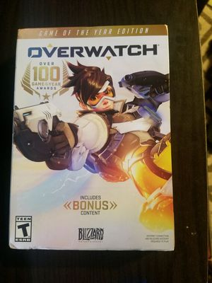 Overwatch: GOTY Edition (PC) for Sale in PA, US