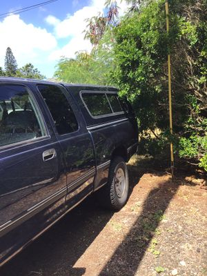Camper for sale for Toyota pick up. for Sale in Haleiwa, HI