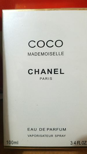 Coco chanel perfume for Sale in Hyattsville, MD