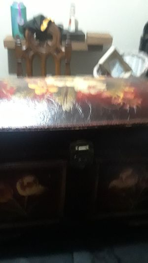 Vintage box chest for Sale in Fresno, CA