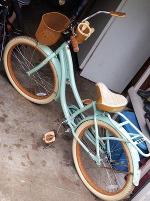 Cruiser bike gently used for Sale in Seattle, WA