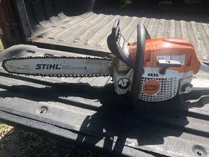 """Stihl MS291 18"""" Gas Chainsaw for Sale in Ocoee, FL"""