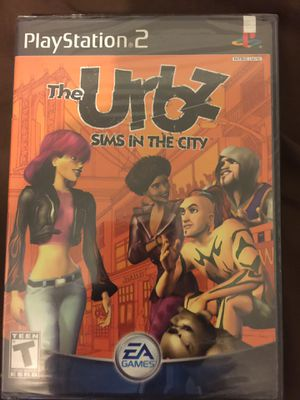 The urbz ps2 sealed for Sale in Hayward, CA