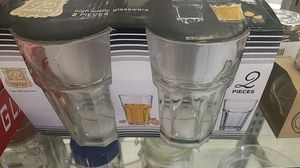 4 drinking glasses for Sale in Tustin, CA