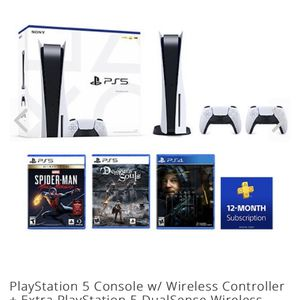 PlayStation 5 Antonline Bundle Arriving Soon Taking Offers Now for Sale in Miami, FL