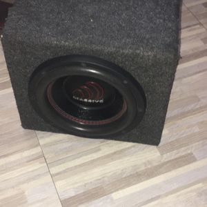 10 Massive Subwoofer for Sale in Lakeside, CA