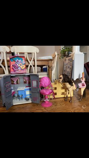 Our Generation American Girl Doll set for Sale in Virginia Beach, VA