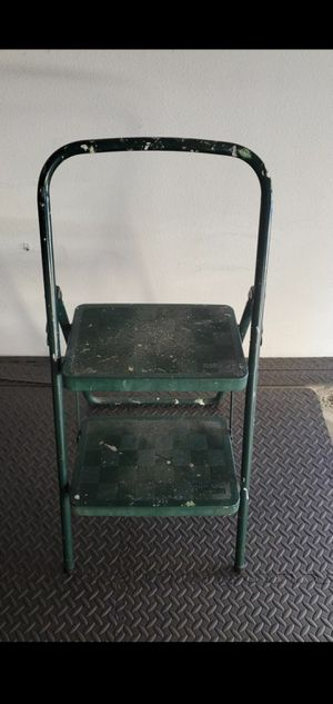 2 step folding step ladder for Sale in San Diego, CA