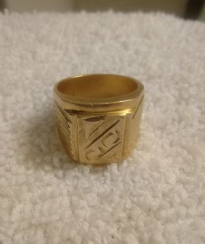 Gold plated ring $15 for Sale in Riverside, CA