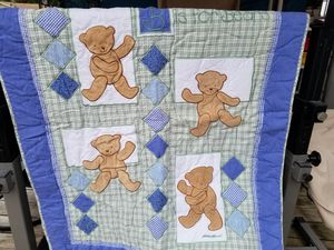 Eddie Bauer Crib Set - Used for Sale in St. Louis, MO