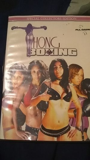 thong boxing DVD for Sale in West Covina, CA