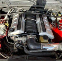 2006 Pontiac GTO 6.0 / 6 spd. Man.