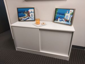 Office Furniture 2 Door Sliding Cabinets for Sale in Miami, FL