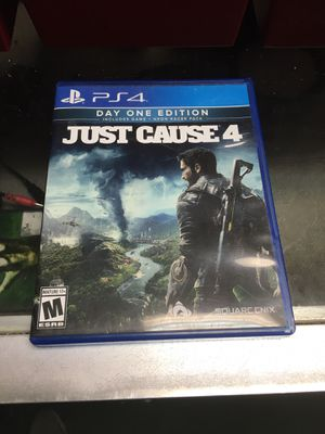 Just cause 4 for Sale in Waterbury, CT