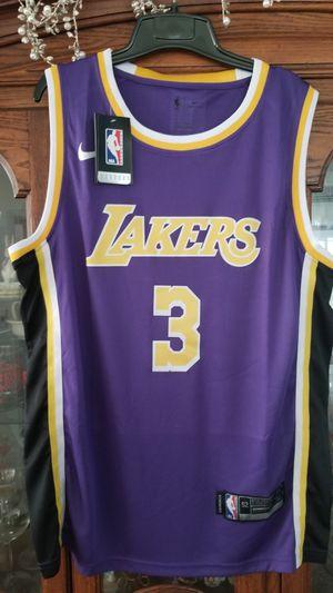 Lakers Nike Swingman Anthony Davis jersey for Sale in Riverside, CA