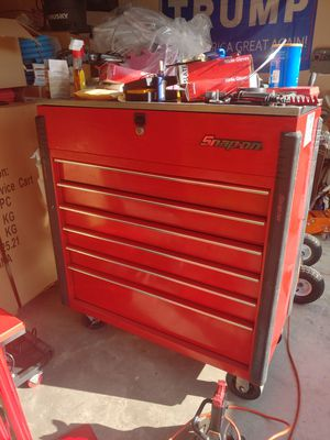"""Snap on 40"""" tool box for Sale in New Port Richey, FL"""