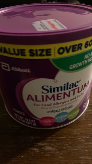 2 Cans Baby Formula Value Size for Sale in Renton, WA