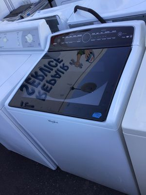 Affordable High Efficiency Whirlpool Home Appliance Top Loader Washer for Sale in Tampa, FL