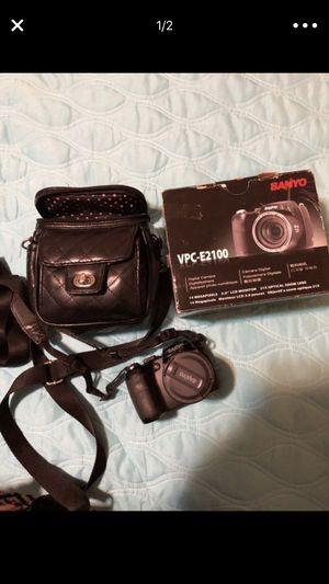 Sanyo vpc-E2100bk for Sale in Modesto, CA