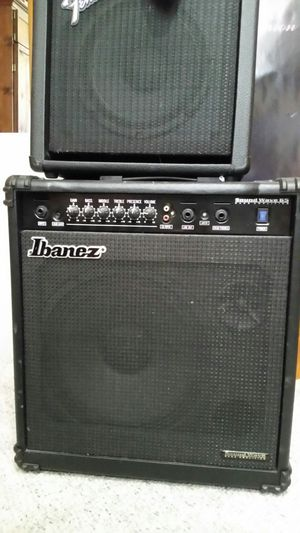 Ibanez Bass Guitar Amplifier for Sale in Dayton, OR