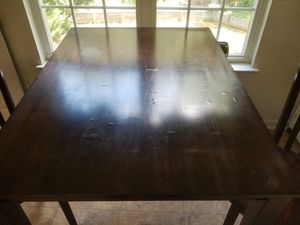 High top kitchen / bar table for Sale in Villa Rica, GA