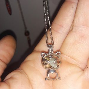 Kitty Cage Necklace for Sale in Farmersville, CA