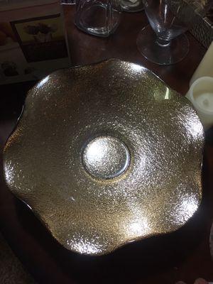 Antique carnival glass bowl for Sale in Nashville, TN