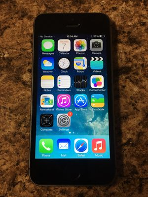 Apple iPhone 5s 16GB for Sale in Temple, TX