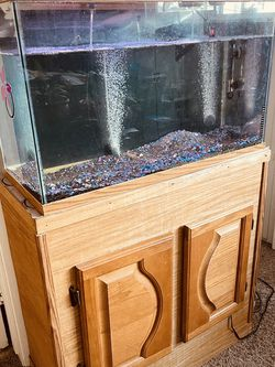 35 gl Aquarium + for Sale in Chula Vista,  CA