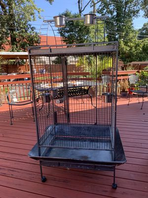 Large bird cage for Sale in Beltsville, MD