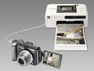 Canon photo printer SELPHY CP730 for Sale in Smyrna, GA