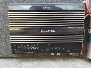 Eclipse EA4100 4ch Amplifier for Sale in Orlando, FL