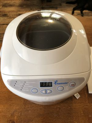 Toastmaster Bread Maker for Sale in Barnhart, MO