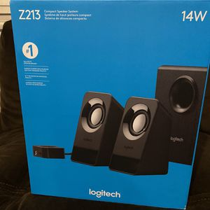 Logitech Speakers for Sale in Lakewood, CA