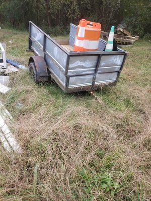 Custom built 4×8 Tilt Trailer for Sale in Pulaski, TN